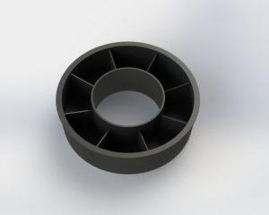 Tacos IPV para tubos de cartón