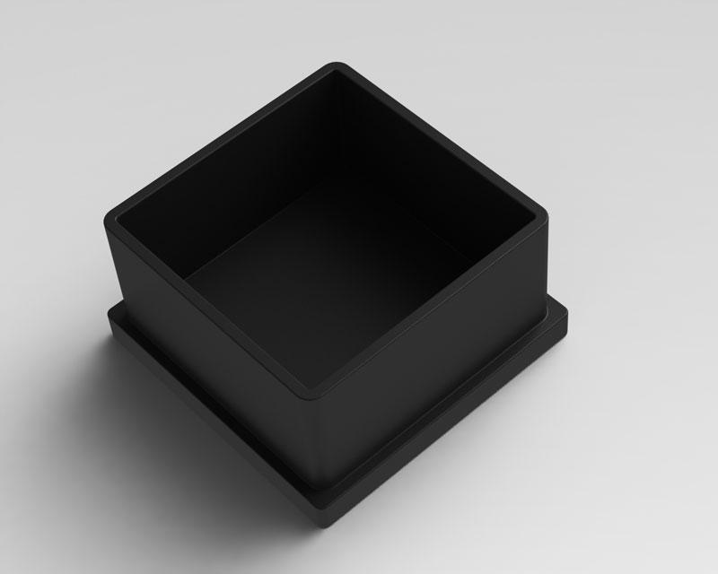 Tapones cuadrados