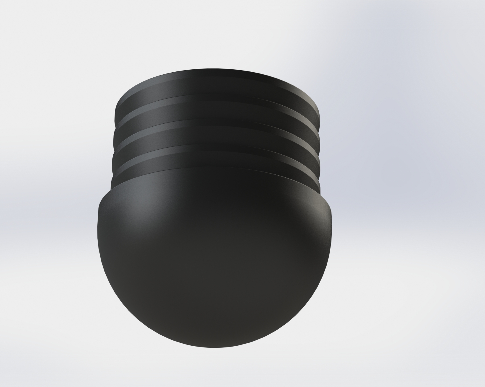 Tapones macizos IPV para tubería metálica